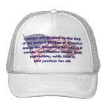 KRW Pledge of Allegiance Hat
