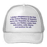 KRW Pledge of Allegiance Trucker Hat