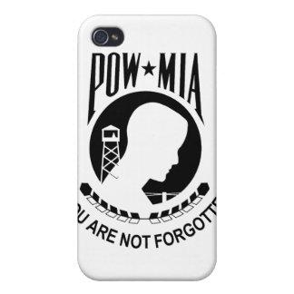 KRW POW MIA i iPhone 4/4S Covers