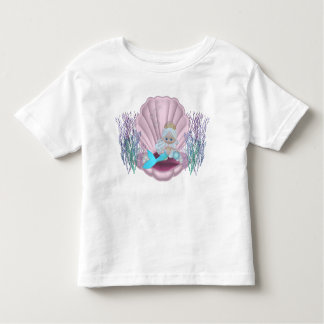KRW Pretty Little Mermaid Toddler T-Shirt