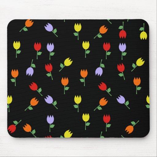 KRW Pretty Tulips Mousepad