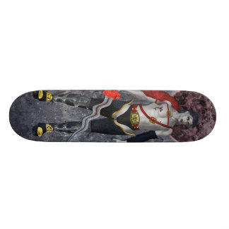 KRW Prince of Darkness Vampire Custom Skate Board