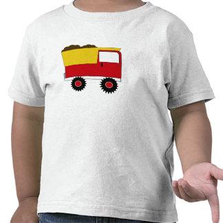 KRW Red Dump Truck T-Shirt