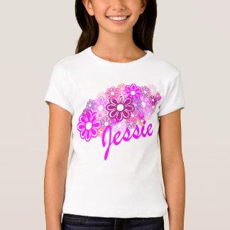 KRW Retro Flower Bunch Custom T-Shirt