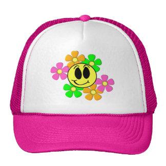 KRW Retro Smilie Hat