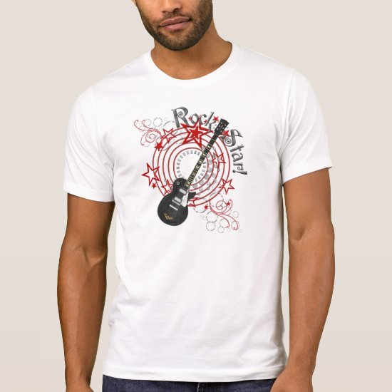 KRW Rock Star Grunge T-Shirt