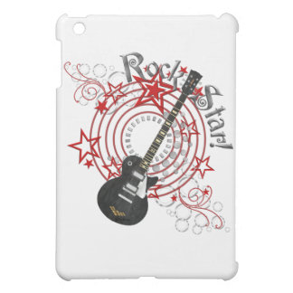 KRW Rock Star Guitar Grunge  Cover For The iPad Mini