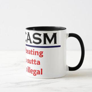 KRW Sarcasm Funny Joke Mug