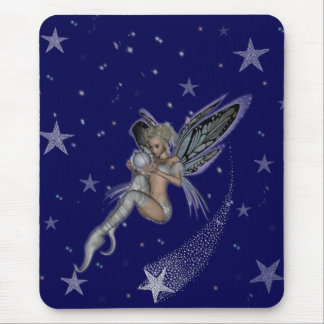 KRW Shooting Star Faery - Lumine Mouse Pad