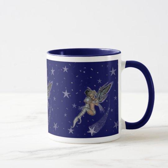 KRW Shooting Star Faery - Lumine Mug