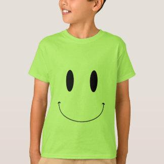 KRW Smiley Face Custom Color T-Shirt