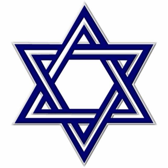 KRW Star of David Hanukkah Ornament
