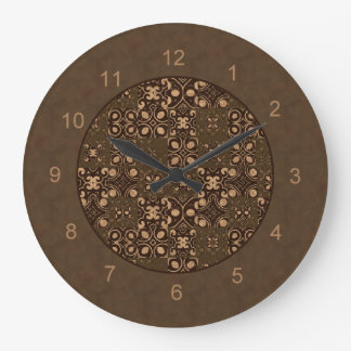 KRW Steampunk Decor Wall Clock