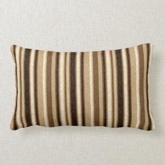 KRW Steampunk Stripes Pillow
