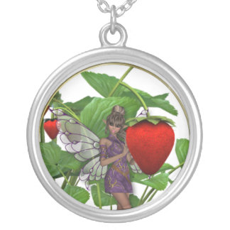 KRW Strawberry Fae Necklace