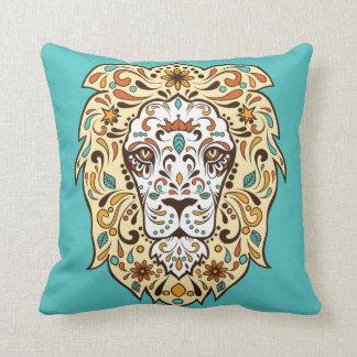 KRW Stylized Lion Fashion Decor Pillow