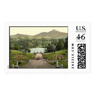 KRW Sugarloaf Mountain Wicklow Ireland Vintage Sta Postage Stamps