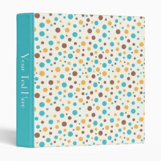 KRW Summer Breeze Dots Custom Text Album Binder*