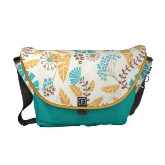 KRW Summer Breeze Floral Messenger Bag