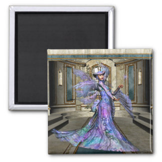 KRW The Fairy Godmother Fridge Magnets
