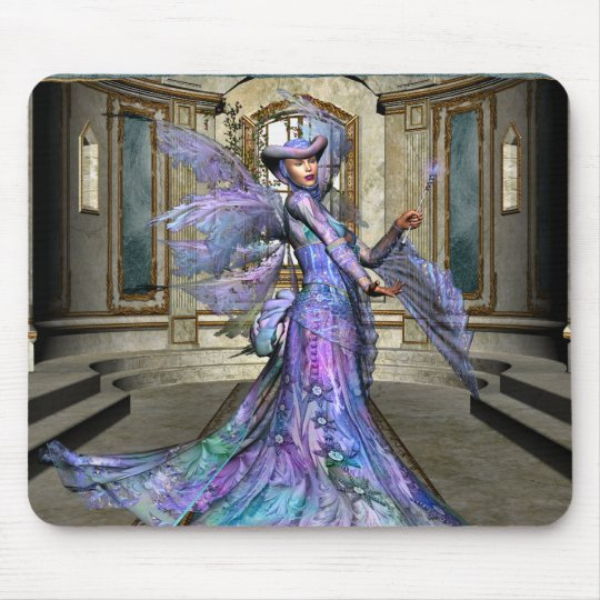 KRW The Fairy Godmother Mouse Pad
