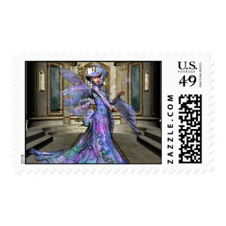 KRW The Fairy Godmother Stamp