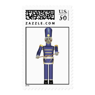 KRW Toy Soldier Christmas Stamp