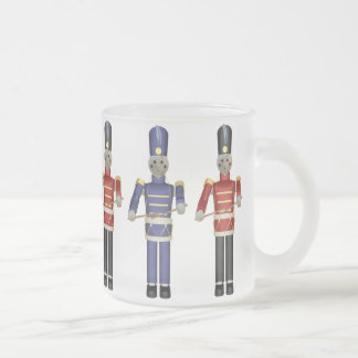 KRW Toy Soldiers on Parade Frosted Mug
