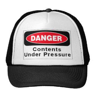 KRW Under Pressure Trucker Hat