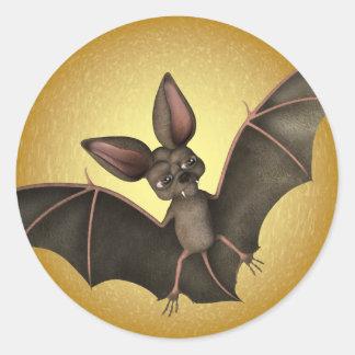 KRW Vampire Bat Halloween Sticker