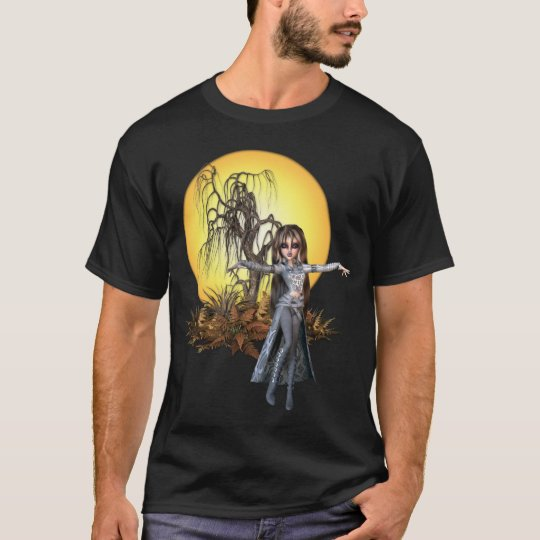 KRW Vampire by the Full Moon T-Shirt