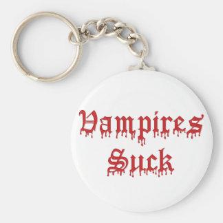 KRW Vampires Suck Dripping Blood Keychain
