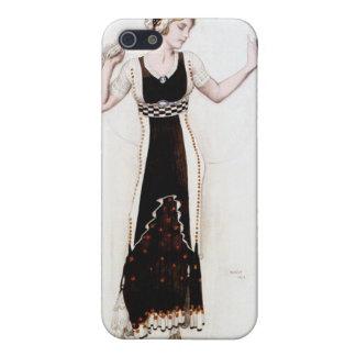 KRW Vintage Bakst 1912 Fashion  iPhone SE/5/5s Cover