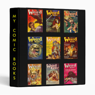KRW Vintage Comic Book Binder