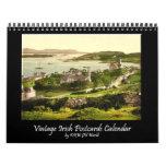 KRW Vintage Irish Postcard Calendar 2010