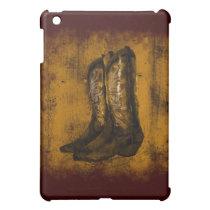 KRW Western Wear Cowboy Boots iPad Mini Case