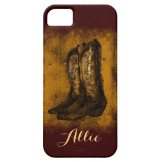 KRW Western Wear Cowboy Boots Phone Case