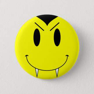 KRW Yellow Smiley Face Vampire Button