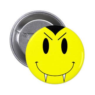 KRW Yellow Smiley Face Vampire Button