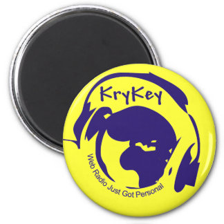 KryKey Logo Magnet