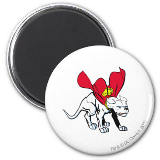 Krypto Growls Magnet