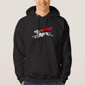 Krypto the dog hoodie