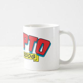 Krypto the superdog coffee mug