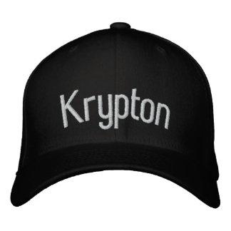 Krypton Baseball Cap