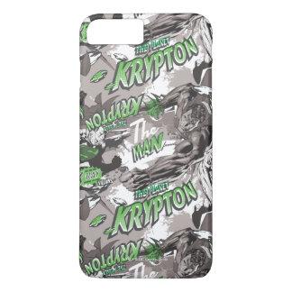 Krypton Green and Grey iPhone 8 Plus/7 Plus Case