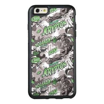 Krypton Green and Grey OtterBox iPhone 6/6s Plus Case