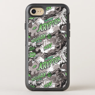 Krypton Green and Grey OtterBox Symmetry iPhone 8/7 Case