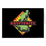 Kryptonite Felicitacion