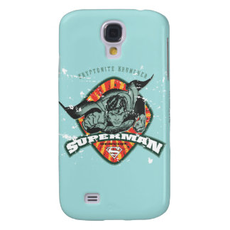 Kryptonite Kruncher Samsung Galaxy S4 Covers