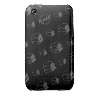 Krysta Burger iPhone Case